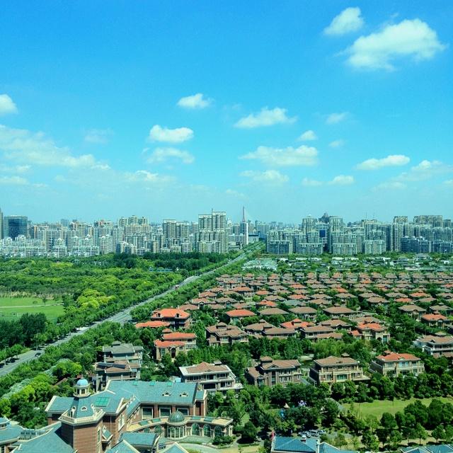 Good morning Pudong