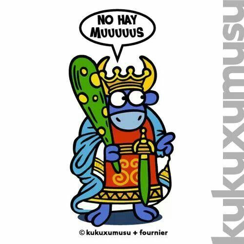 No hay mus...#kukuxumusu