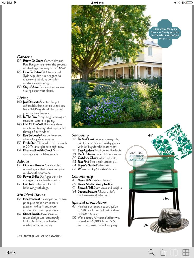 Satara's Cable Chair in pantone's color of the year 2017 greenery features in this edition @houseandgarden australia