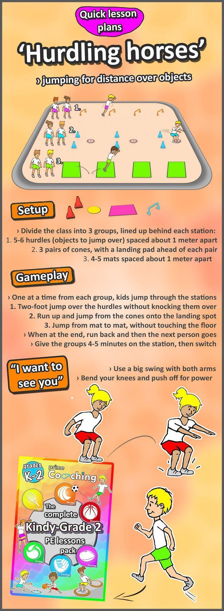 Ein kurzer Unterrichtsplan, der Ihren Kindern hilft, ihre grobmotorischen Fähigkeiten