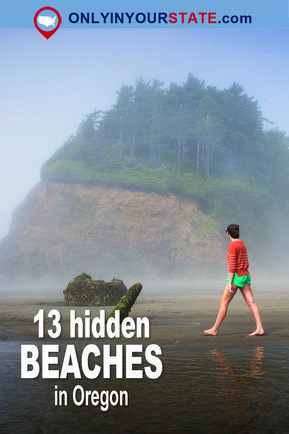 Travel | Oregon | Attractions | Sites | Things To Do | Places To See | Beaches | Hidden Beaches