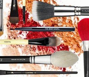artikelphotohoebmake up penselen schoon maken