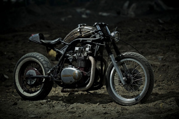 Is this a chopper, bobber, café or rat?… yes