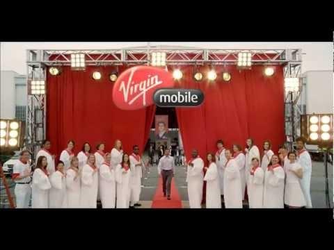 Creado por los master de Virgin Mobile Australia