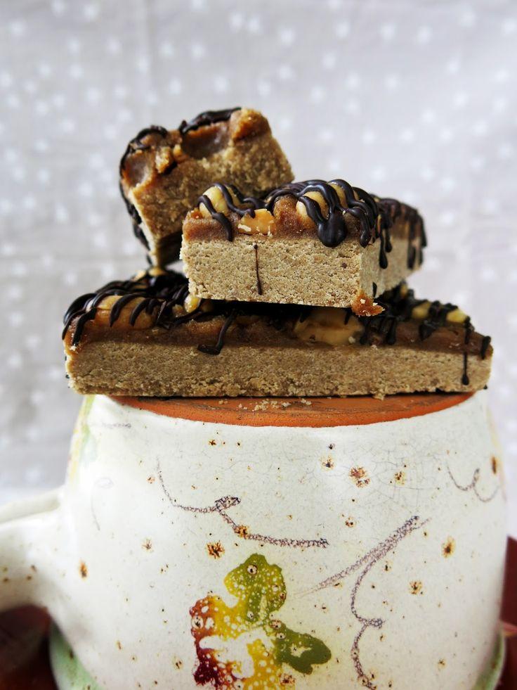 Antipastaa: Snickers-proteiinipatukat (gluteeniton, maidoton, munaton…