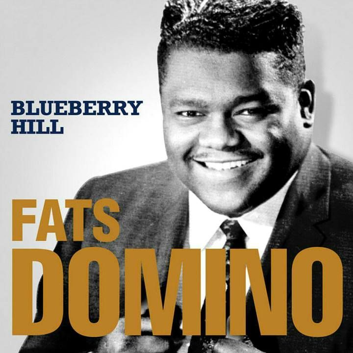 Fats Domino 39 Blueberry Hill 1956 Singing Tips Oldies Music Rock And Roll