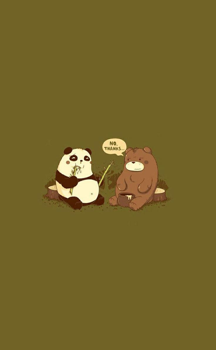 Fat panda!