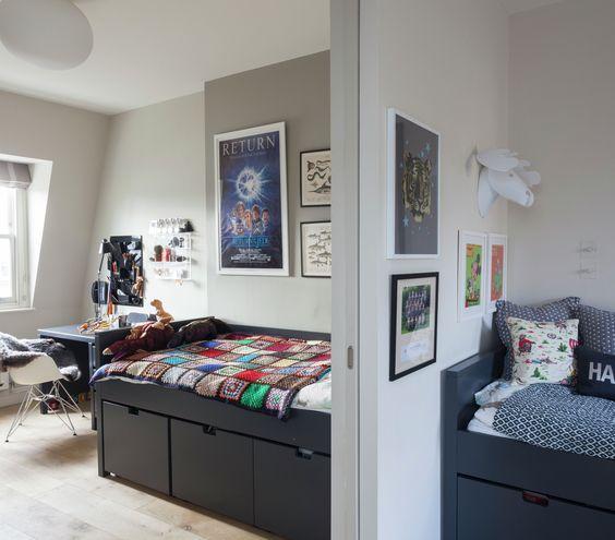 Kids Shared Bedroom Designs