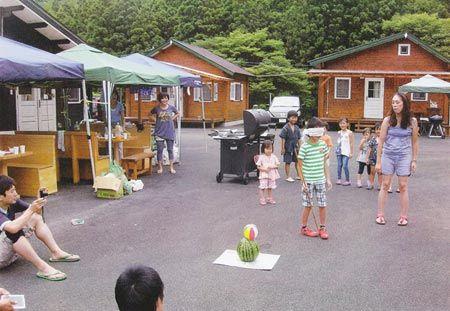 三重県伊賀市のキャンプ場「青山コテージ」は中部・近畿から好アクセス!