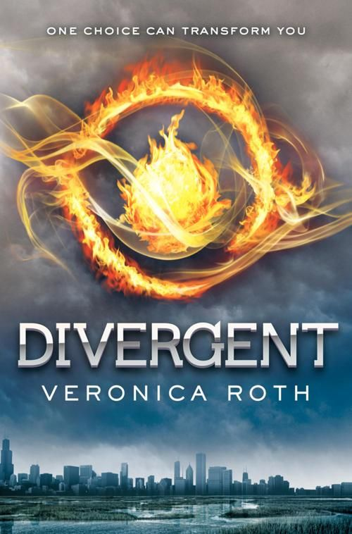 Divergent, the first of a trilogy that also includes Insurgent and Allegiant,
