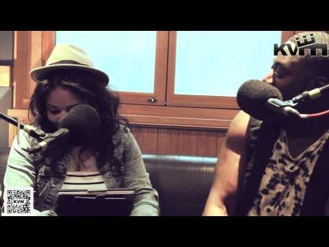 KVM Soala interviews UK artist 'Sway'