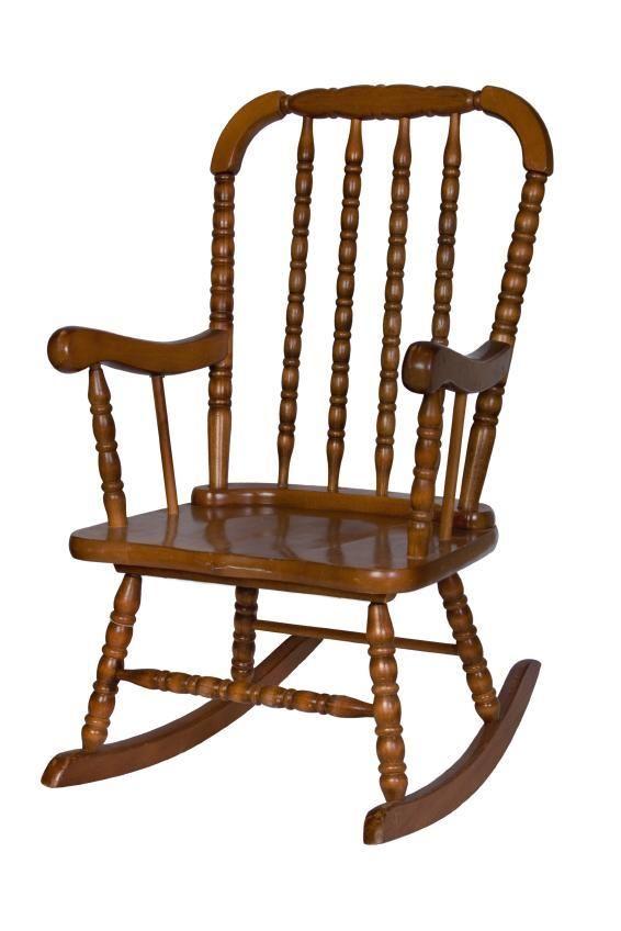 identifying old rocking chairs slideshow