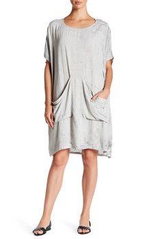 oat + fawn - Sack Dress