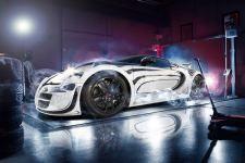 Bugatti-veyron-super-car-wide