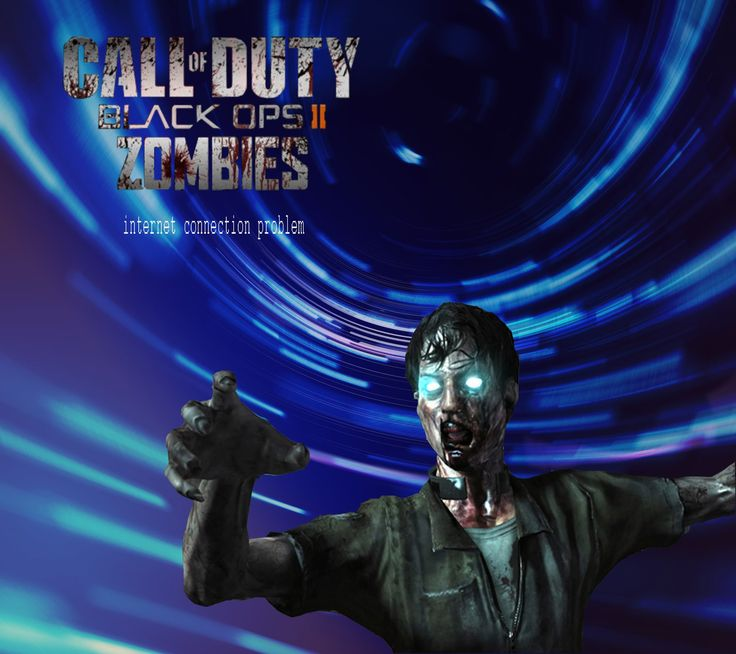 call of duty black ops2 zombies internet