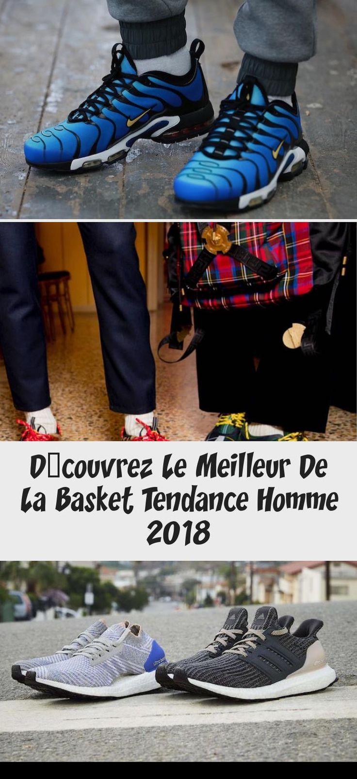 Découvrez Le Meilleur De La Basket Tendance Homme 2018 in
