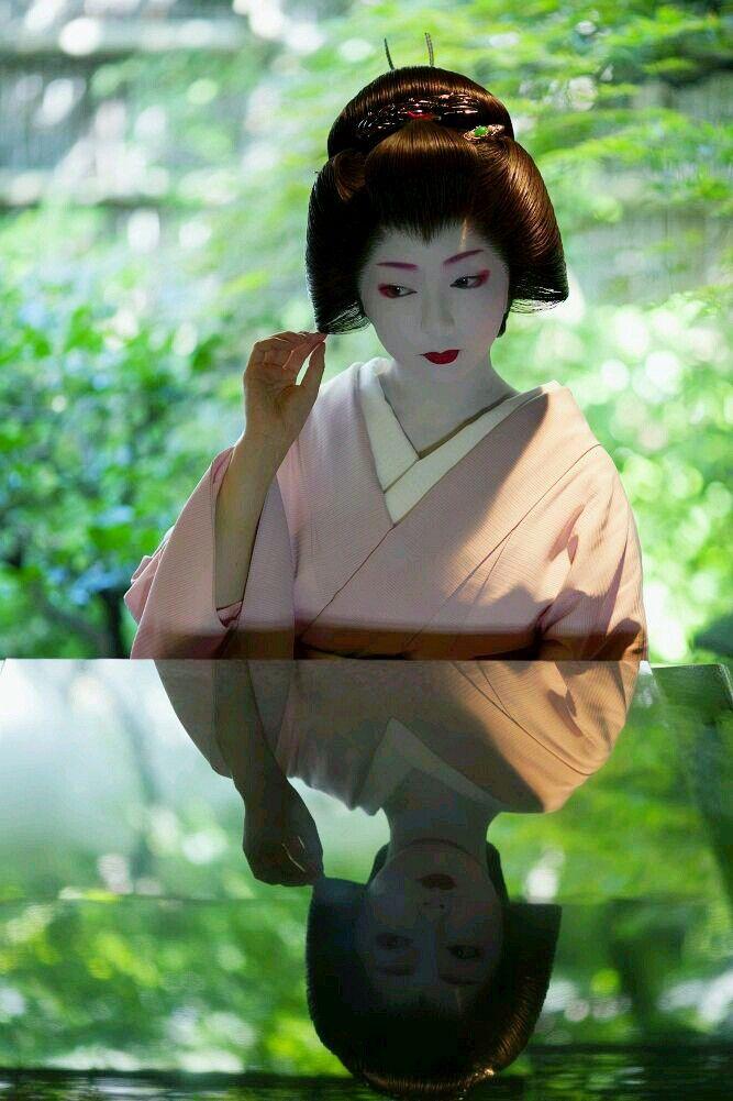 Geisha. #japan #geisha #Kyoto
