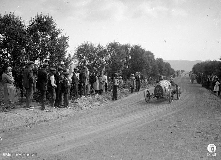 Gran Premi Penya Rhin Vilafranca Penedes 1921