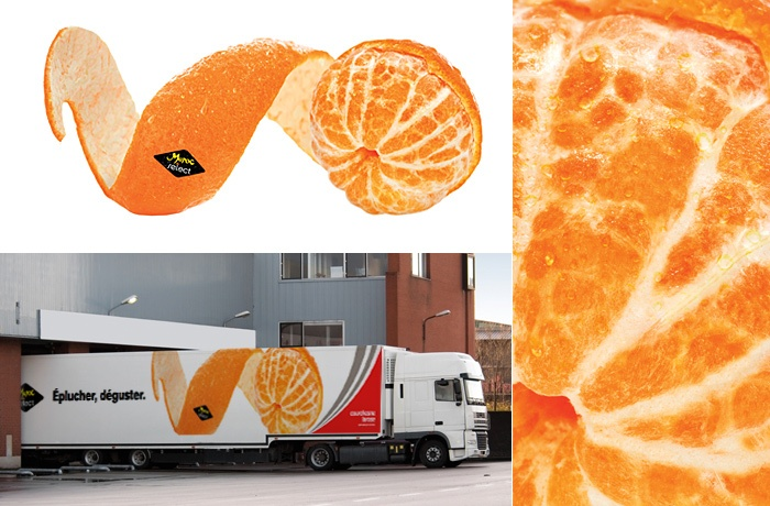 Design de camion