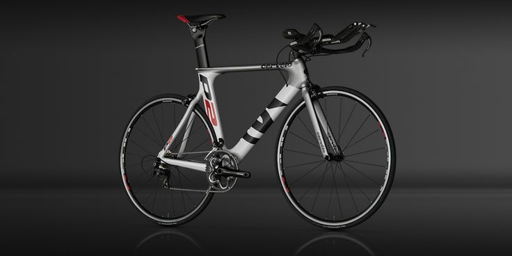 Cervélo Triathlon and Time trial bikes have won more pro races than any other, and are by far the most popular bicycles at Ironman and time trial events.