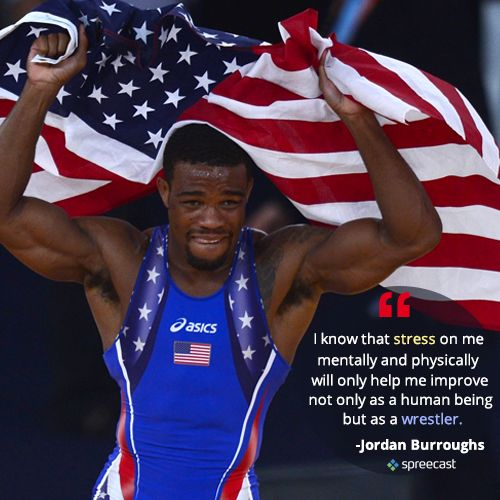 Jordan Burroughs: 3x's defending world campion wrestler
