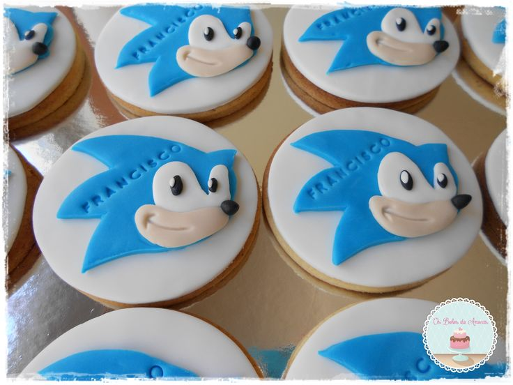 1000  images about Sonic on Pinterest | Chocolate cakes, Birthday ...