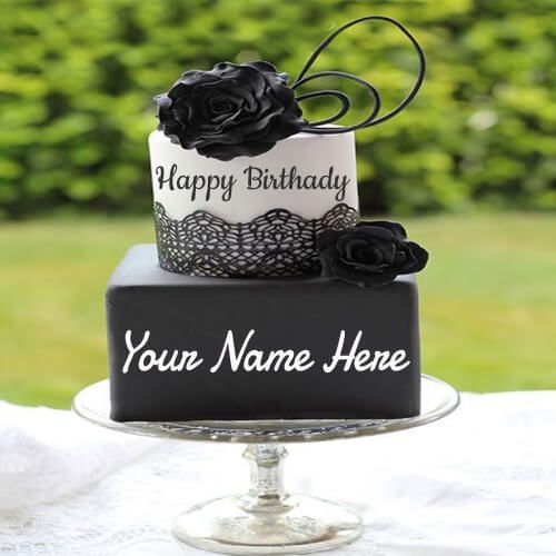 birthday cake with names online