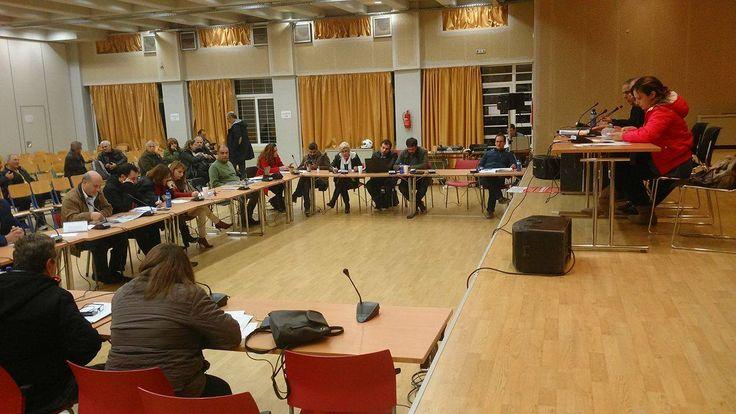 Η συνεδρίαση του Δημοτικού Συμβουλίου Νέας Φιλαδέλφειας την Τετάρτη 7/12 (Ρεπορτάζ)