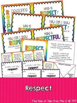 why is it important to respect school property Respect is your most and if you hear students destructively criticizing one another or abusing their bodies or property make respect an important.