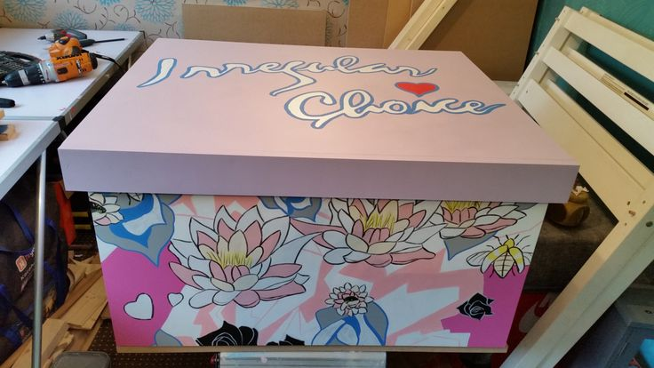A personal favourite from my Etsy shop https://www.etsy.com/uk/listing/262329388/irregular-choice-shoe-storage-box