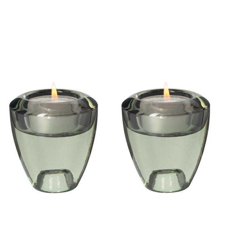 De Flick Flack waxinelichthouders van Leonardo kun je omdraaien (een flick flack laten maken) en ook zó gebruiken: als kaarsenhouder!