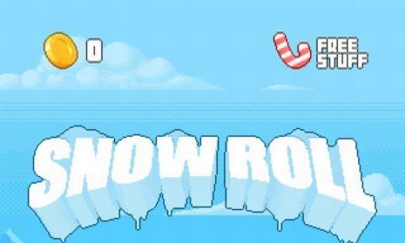 Snow Roll - Hậu duệ của huyền thoại Flappy Bird ảnh 2