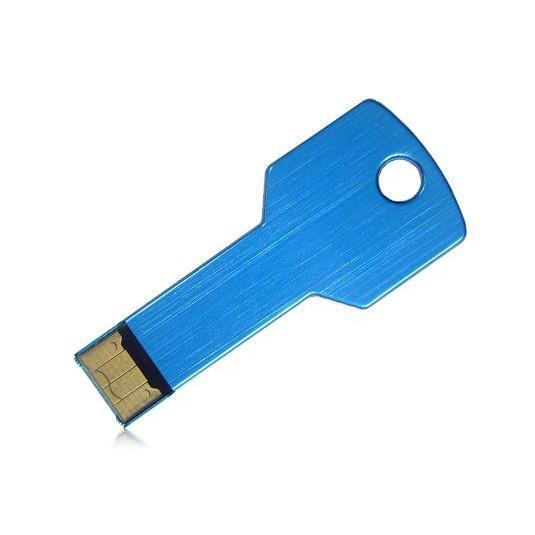 USB flash disk ve tvaru klíče bude zajímavým a praktickým reklamním dárkem, který potěší vaše obchodní partnery i zákazníky. USB klíče nabízíme v různých barvách, tvarech, materiálech a designech (i na přání). Samozřejmostí je natisknutí nebo vyražení loga, vzoru nebo obrázku. Díky plochému tvaru a tenkému profilu Vám můžeme nabídnout také plnobarevný tisk komplexních a vícebarevných log.