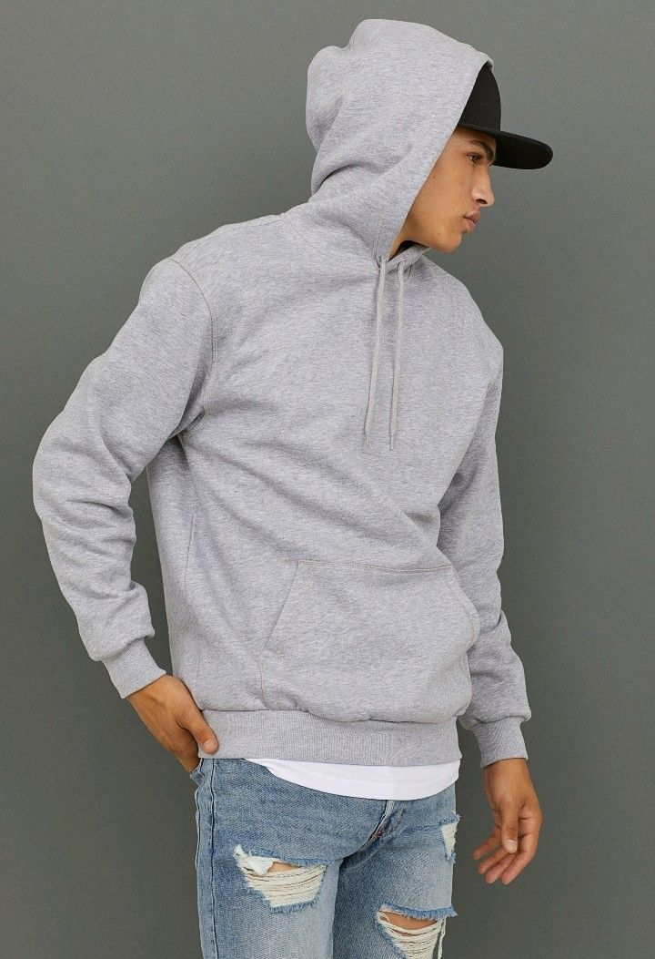 Sweatshirt Hoodie From H M Hipster Outfits Men Hoodies Men Style Men Fashion Casual Outfits