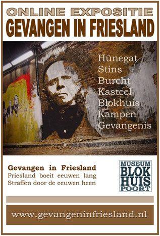 Expositie Gevangen in Friesland