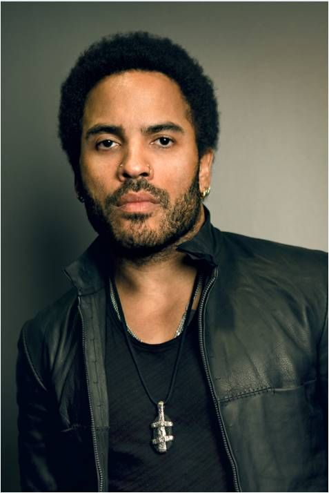 Lenny Kravitz (Afro-Bahamian, African-American, Russian Jewish) [American] Known as: Multiple Grammy award winning singer-songwriter, musician, record producer & actor (Father of Zoë Kravitz, Ex-Husband of Lisa Bonet)