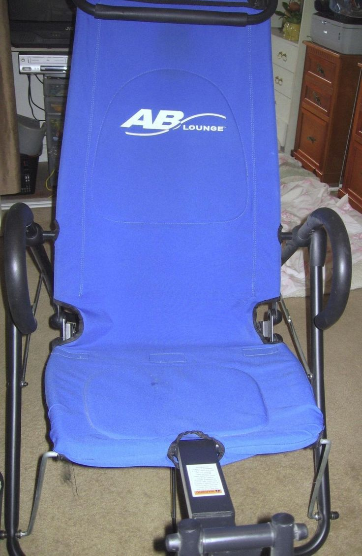For Sale: AB Lounger - purchase on tv for $250.00 used twice excellent condition great ab excersizer for building those stomach  muscles