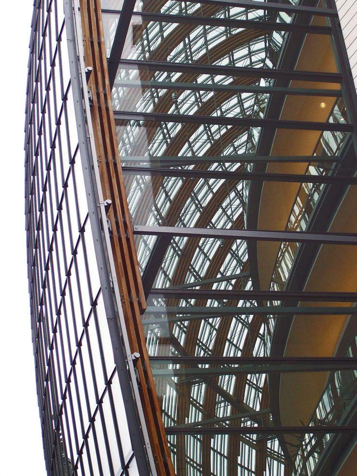 Flagship Store Peek & Cloppenburg, Cologne Germany (2005) | Renzo Piano Building Workshop : RPBW