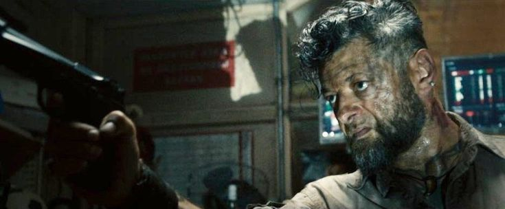 Klaw, Andy Serkis, Avengers: Age of Ultron