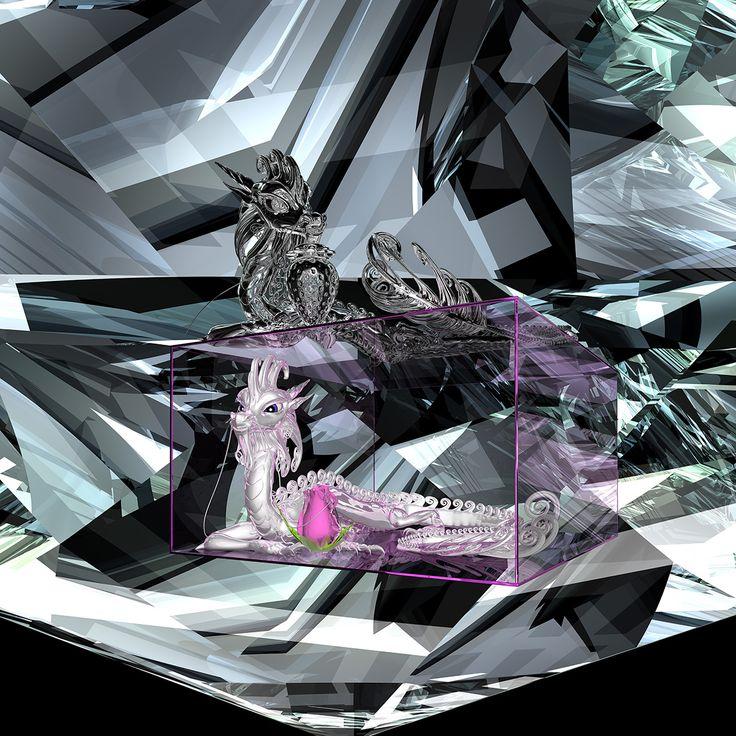Hye Rim Lee 'Dragon, Lucid Dream, diamond.'
