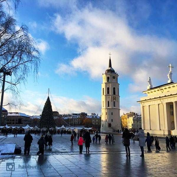 The Christmas Market in Vilnius | #MyWorldOfActivities