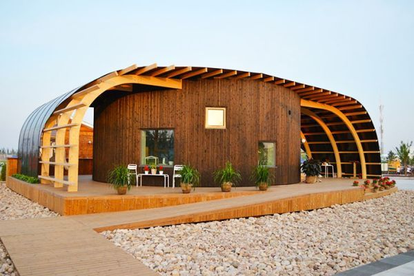 Best Architectural Wonders 12 Curved Roof Buildings That Will 400 x 300