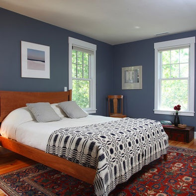 Bedroom Colors Blue And Red 80 best red blue interiors images on pinterest | blue interiors