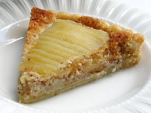 Pear Frangipane Tart | Baking | Pinterest