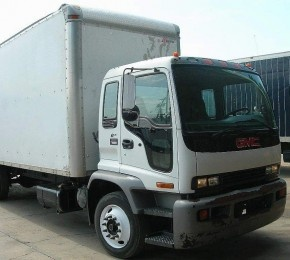 The T7500 is a medium duty truck from General Motors Corporation, GMC and has been manufactured in the year2005. It is one of the most widely used class 6 commercial trucks and weighs up to 25000 lbs. Available in the T-Series of medium duty trucks; the GMC T7500 has been manufactured for delivering heavy goods with great design and maneuverability when it matters the most.