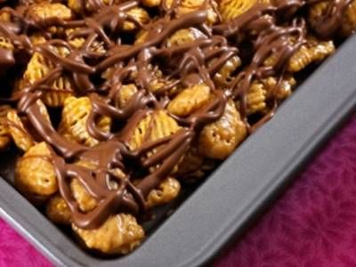 Image detail for -Crispix Mix® Peanut Butter Snack | Better Recipes