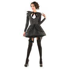 Jack Skellington Costume Adult Female Halloween Fancy Dress