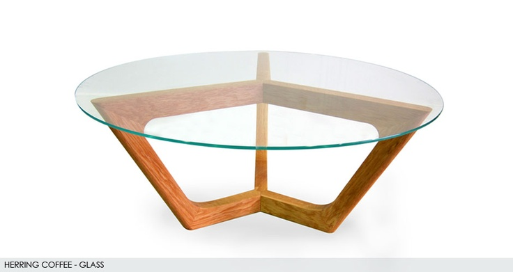 Herring Round Table - For those who prefer curves.