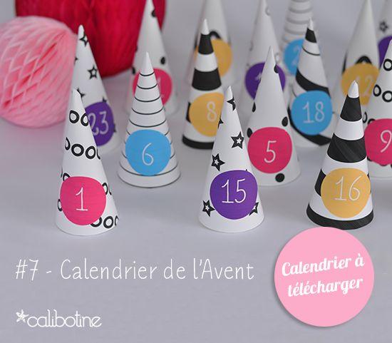 diy by Calibotine: #7- Calendrier de l'Avent