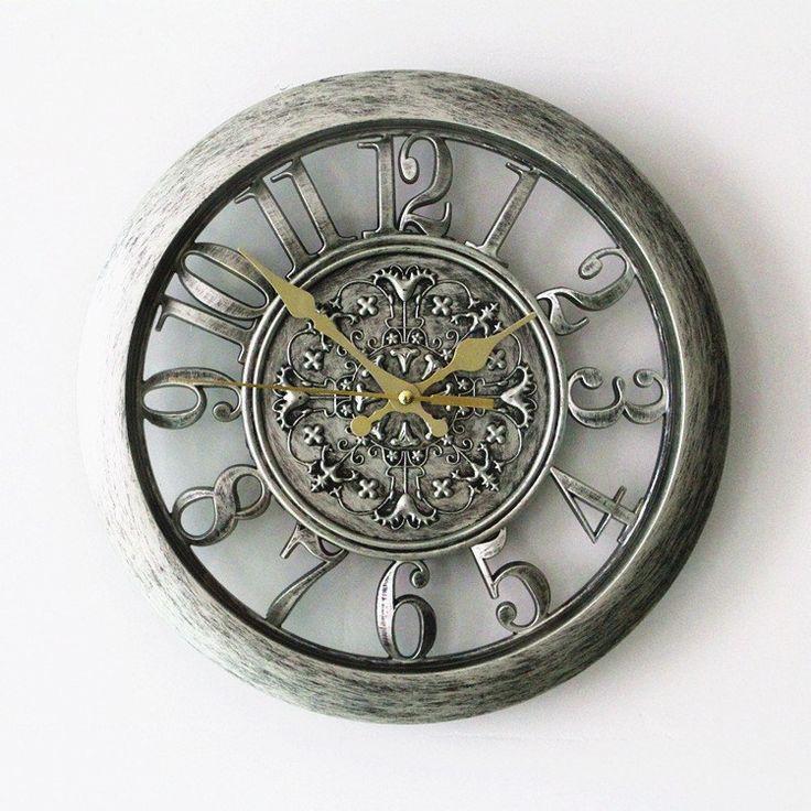 ✓ Uhr Küche Bilder 35 Uhr Wanduhr Kuchenuhr Braun Antik Wand
